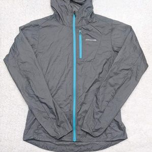 Patagonia Houdini Lightweight Jacket Packable Gray